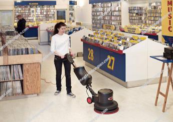 Chọn máy chà sàn công nghiệp