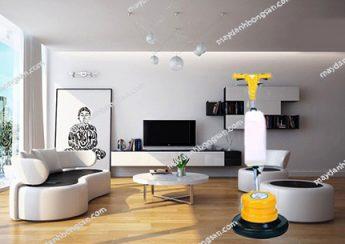 máy chà sàn nào thích hợp cho các gia đình
