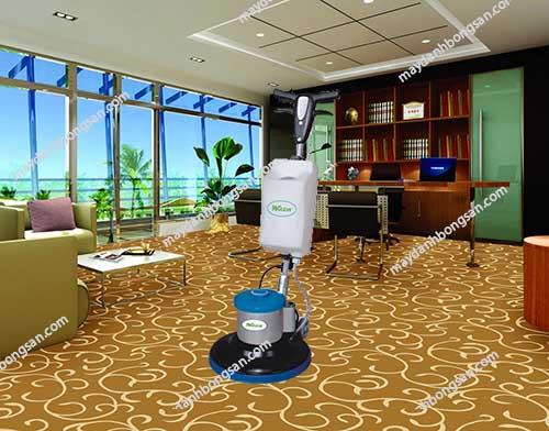 Máy chà sàn giặt thảm HiClean lựa chọn hoàn hỏa cho những không gian sử dụng thảm trải sàn