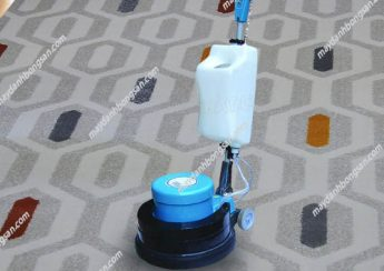 Các model máy chà sàn - thảm công nghiệp đều bền chắc, hoạt động ổn định