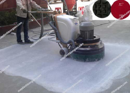 Phân loại và quy trình sử dụng máy mài nền sơn