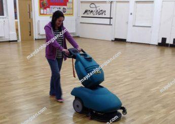 máy chà sàn