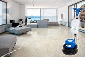 sử dụng máy chà sàn tạ HiClean HC 17