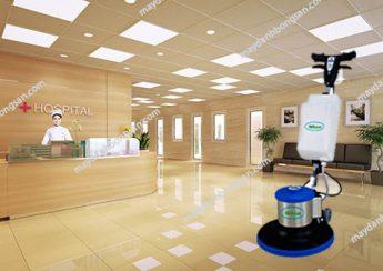 Các model máy chà sàn công nghiệp HiClean đều có độ ồn an toàn 70dB