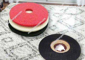 Vai trò của pad và mâm gai máy chà sàn có thể bạn chưa biết?
