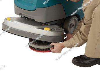 lắp ráp máy chà sàn liên hợp