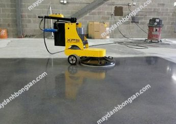 Máy đánh bóng sàn mài nền bê tông