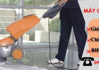 Đại lý phân phối máy đánh bóng sàn