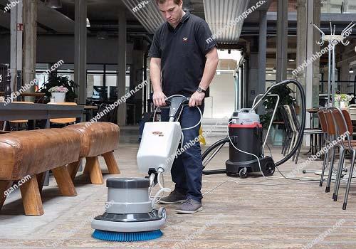 Có rất nhiều loại máy chà sàn trên thị trường