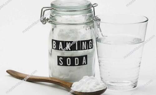 Baking soda làm trắng quần áo hiệu quả tại nhà